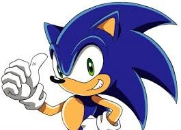 Who's the cuter brother? (Weird pic of Sonic)