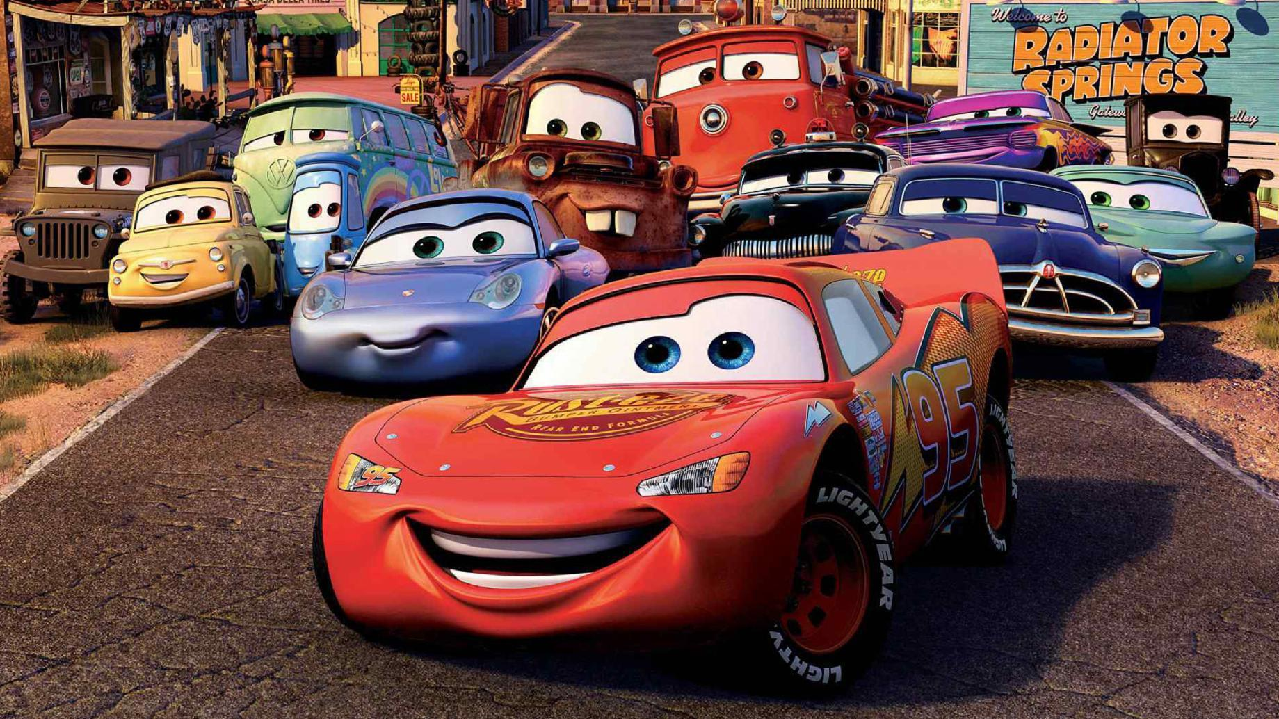 Did you enjoy the movie Cars?