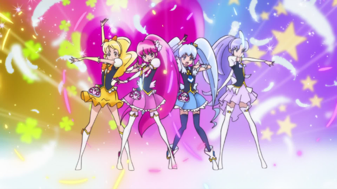 Which Happiness Charge girl is your favorite?