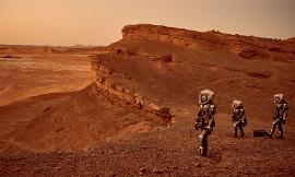 Would you want to travel to Mars and never come back? Please comment why
