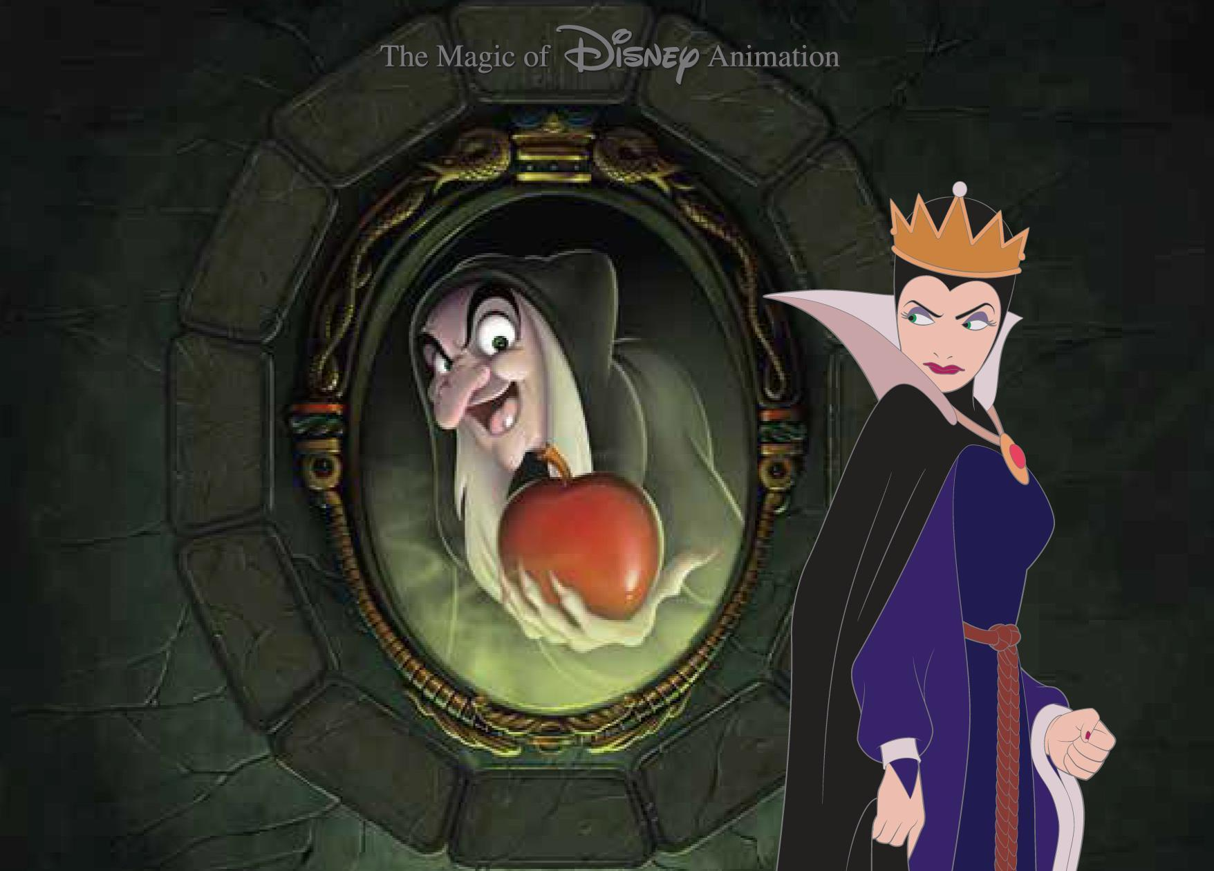 Which Evil Queen Picture?