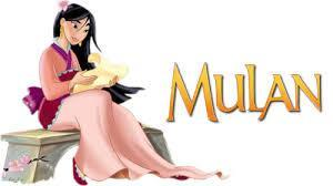 "What's your favorite ""Mulan"" character?"