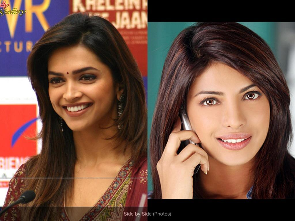 Do you like Deepika Padukone more or Priyanka Chopra?
