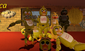 Which Chica is Your Favourite?