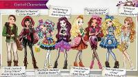 What Is Your Favorit Ever After High Character