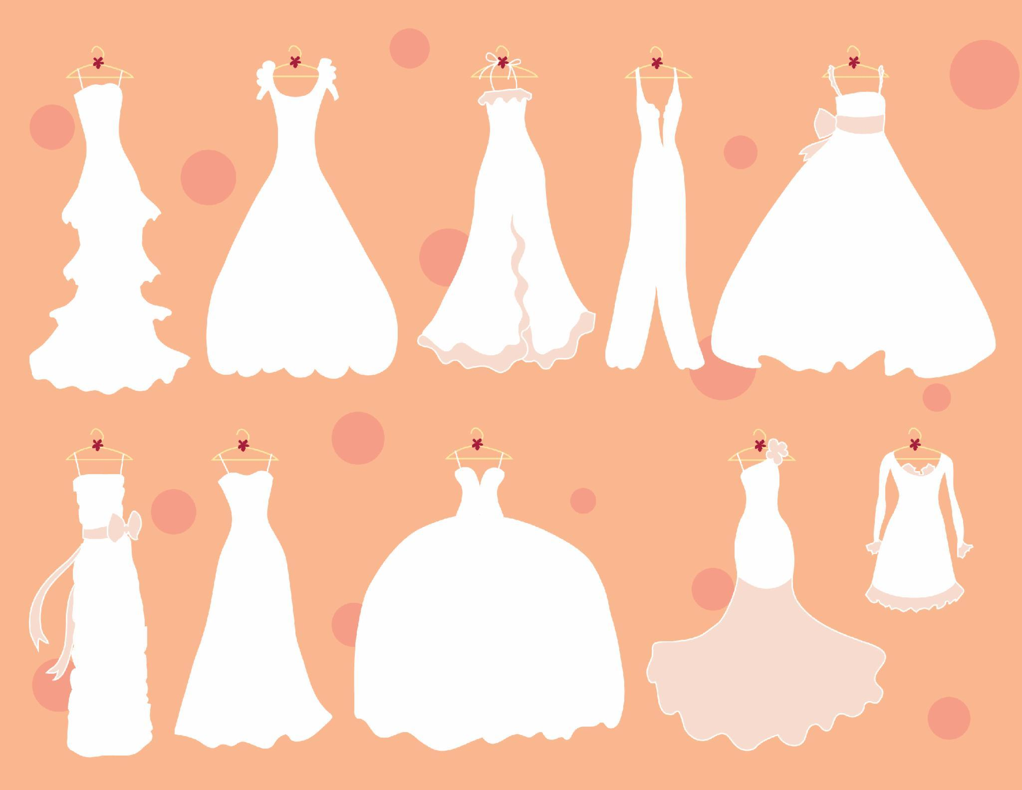 Which is your favorite wedding dress style?
