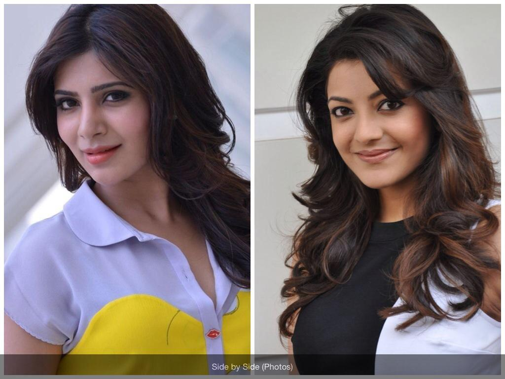 Do you like Kajal Aggarwal more or Samantha Ruth Prabhu?
