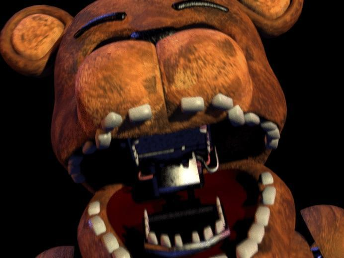 (Fnaf 2 old animatronics) Which one is scariest?