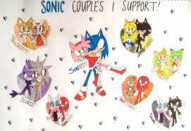 What is your favorite Sonic couple?