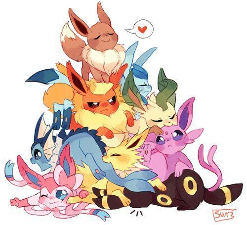 Which eeveelution should I evolve too?