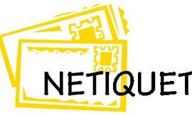Do you have good netiquette?