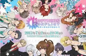Who would you date? Brothers Conflict