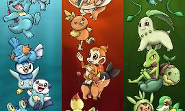 Who is your favorite Starter Pokemon?