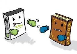 Video Games vs Books