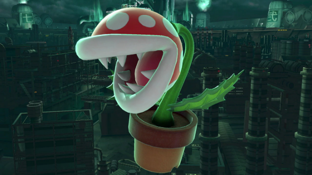 do you like piranha plant?