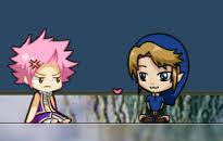 Who would win Natsu or Link?