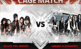 no one can out run BVB unless you prefer Asking Alexandria