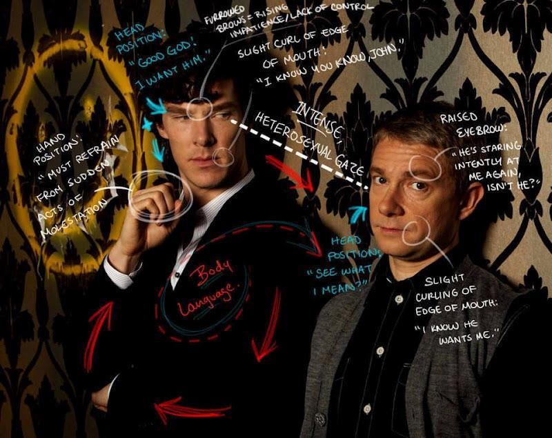 Johnlock or Destiel?