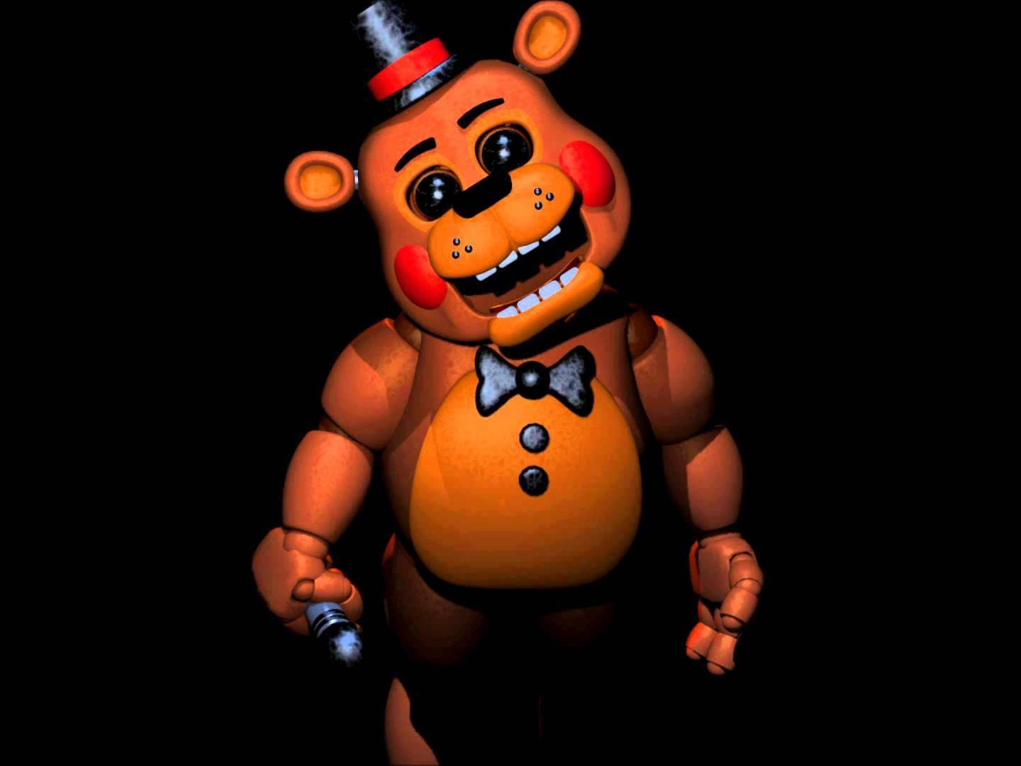 Do you like Toy Freddy from FNAF?
