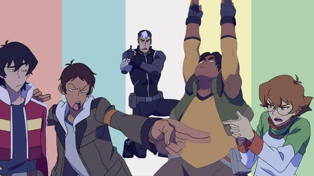 Who is your favorite character in voltron?
