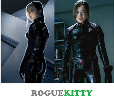 Who do you like more: Rogue or Kitty Pryde?