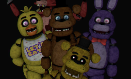 Who win in a deathmatch? (FNaF)