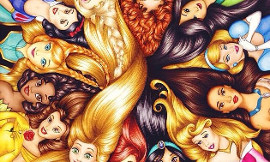 Which Disney Princess/Queen?