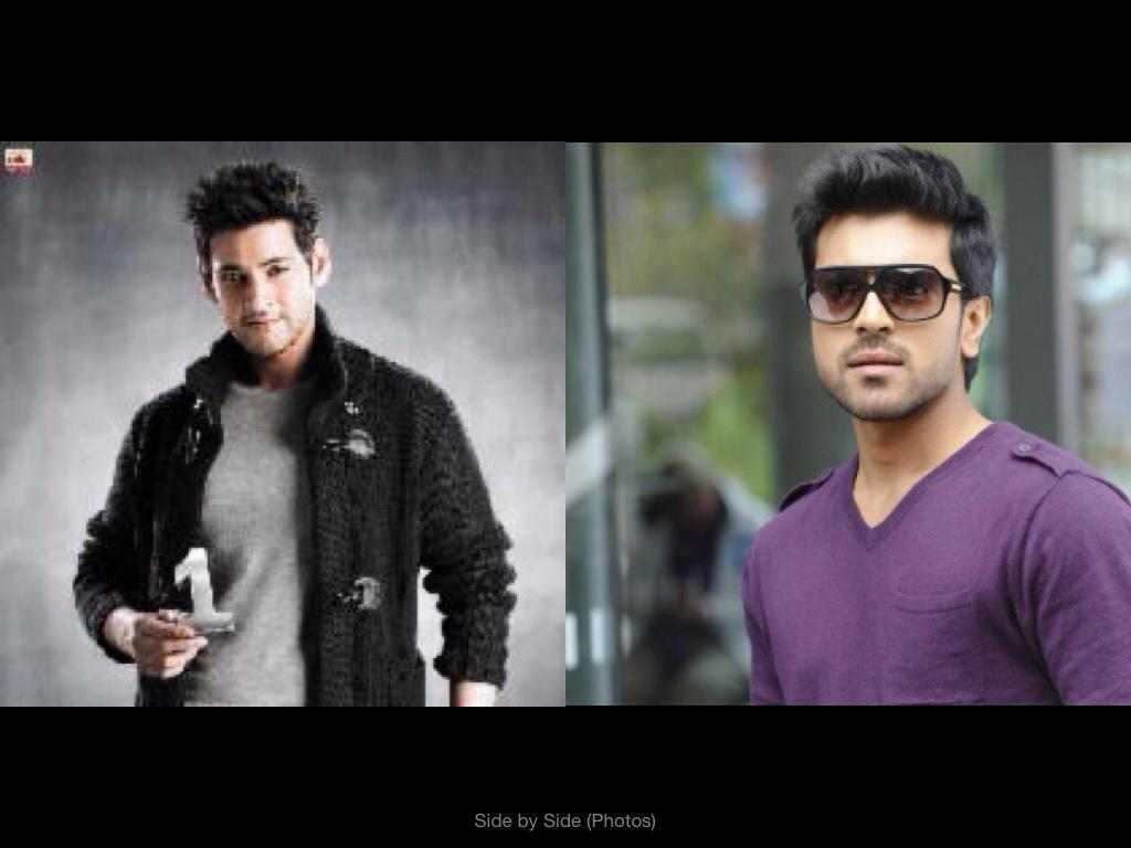 Do you like Mahesh Babu or a Ram Charan more?