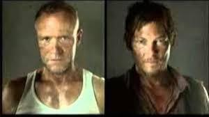 The Walking Dead: Daryl VS Merle