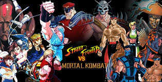 Mortal Kombat Or Street Fighter?