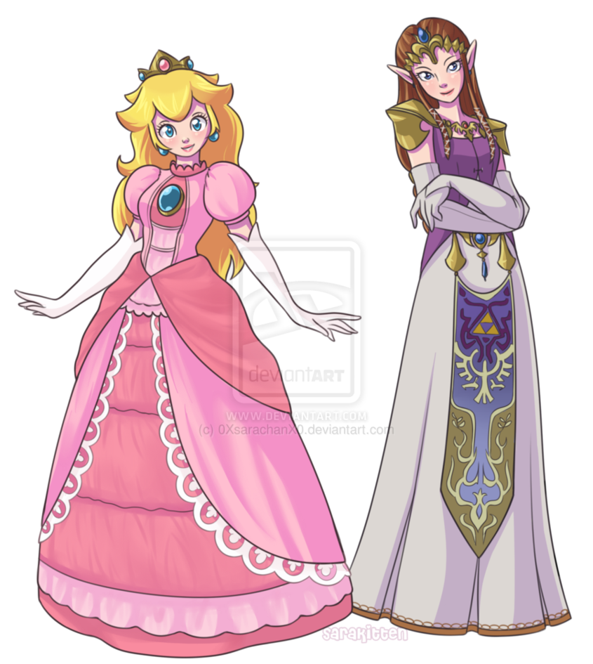 Princess peach or Zelda?