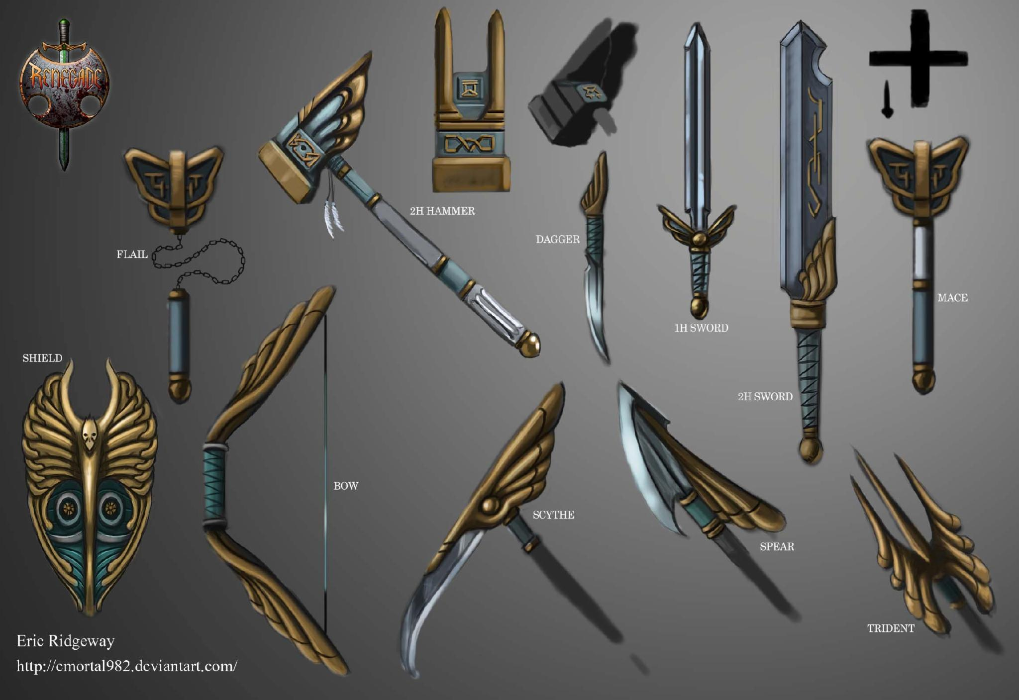 Which is the best Medieval weapon?