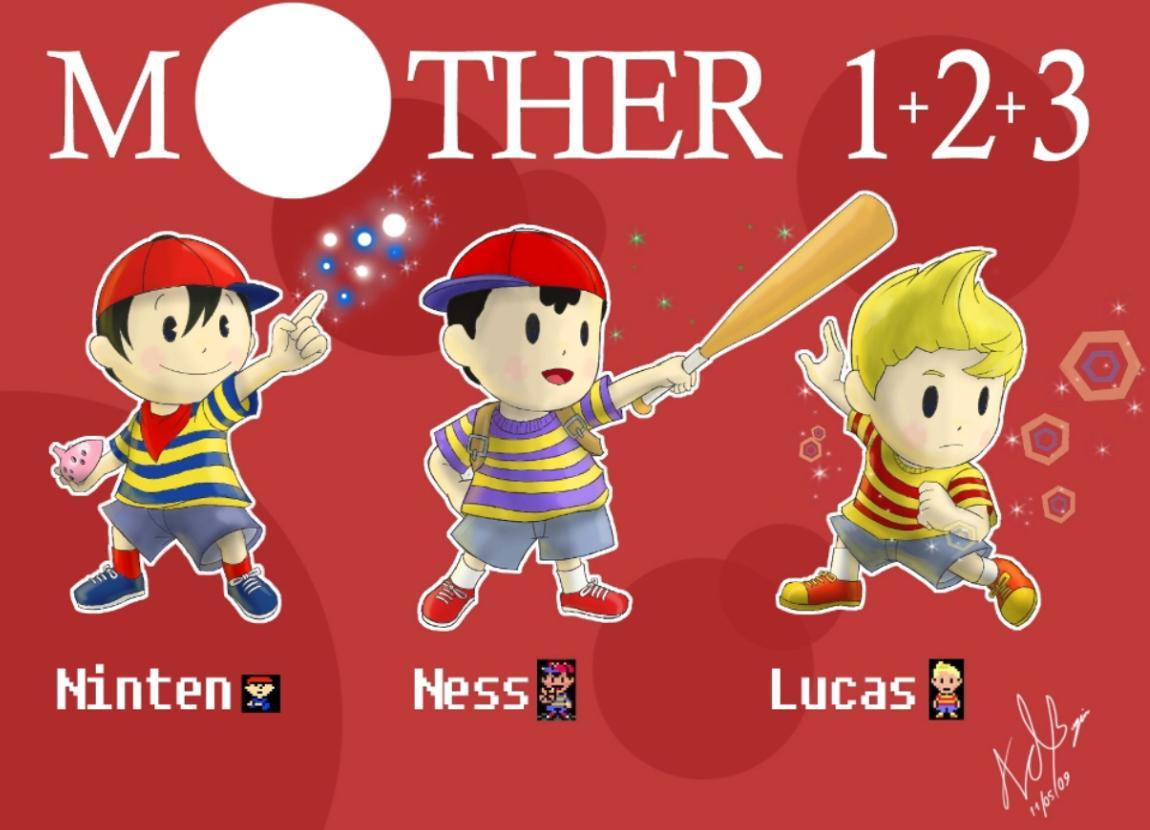 Mother, Earthbound, or Mother 3?