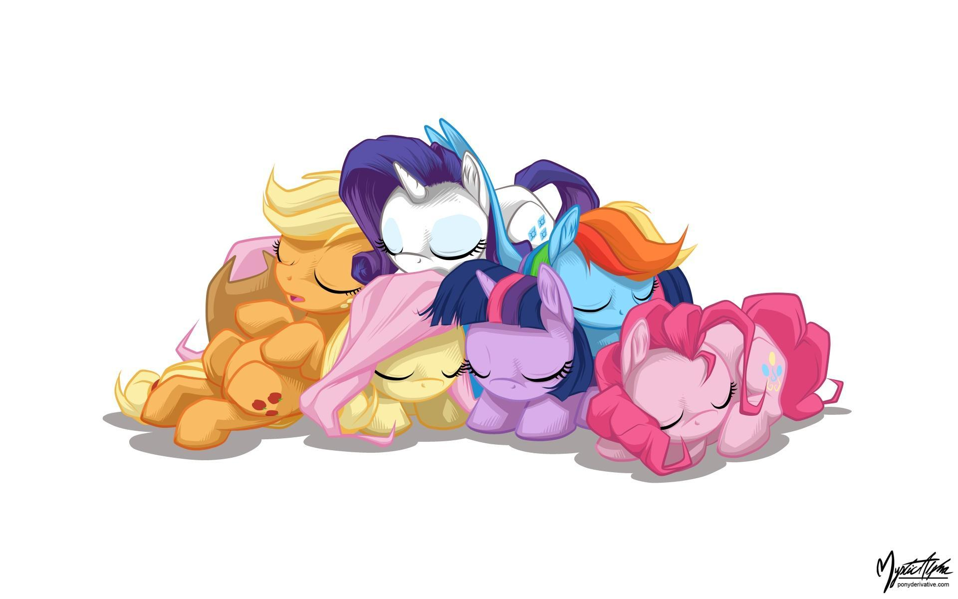 Who is best mane 6?