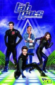 lab rats mission suits