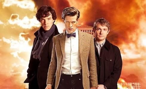 Doctor Who or Sherlock?
