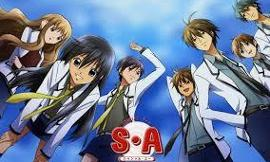 Do you watch Special A (SA)?