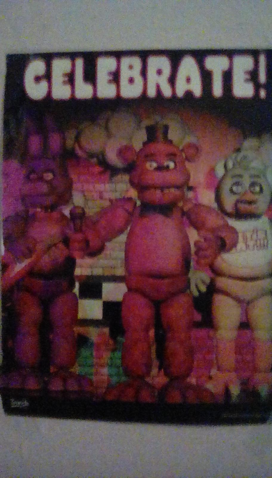 Chica,Freddy,or G.Freddy? I'm doing foxy now,who next?