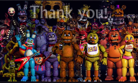 WHO do you still love in fnaf?