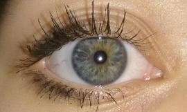 Which eye is prettiest?