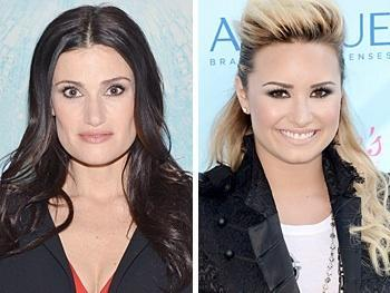 Let it go by Demi Lovato or by Idina Menzel