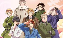 Would You Rather ? (Hetalia Addtion)