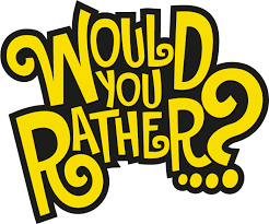 Would You Rather? (101)