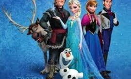 Which frozen character s the best