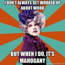 How much do you love Mahogany?