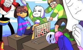 which undertale 'Chara'-cters would you choose out of these?