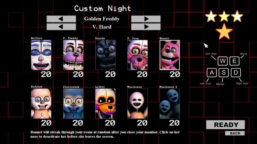Who's your favorit sl animatronic? (Re-Upload)