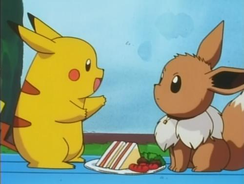 Pikachu Or Eevee?