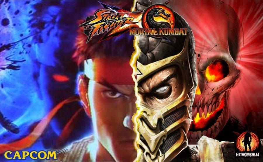 Mortal Kombat vs Street Fighter: which game do you like more?