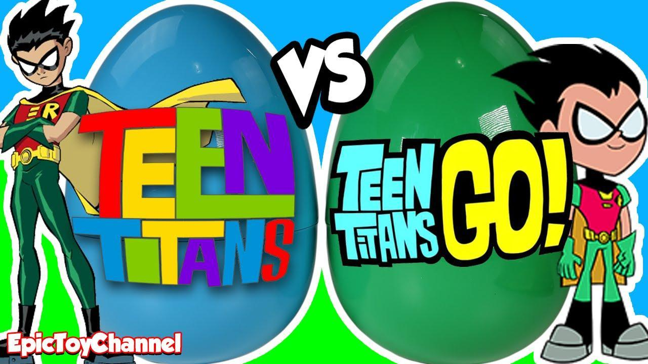 Which cartoon series do you like more: Teen titans or Teen Titans Go ?